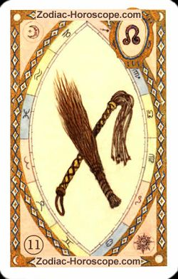 The whip, monthly Love and Health horoscope August Aries