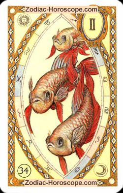 The fish, single love horoscope aries
