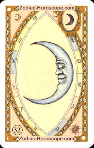 The moon Single love horoscope