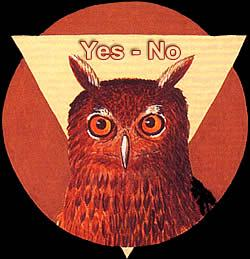 Yes No oracle aries the crossroads